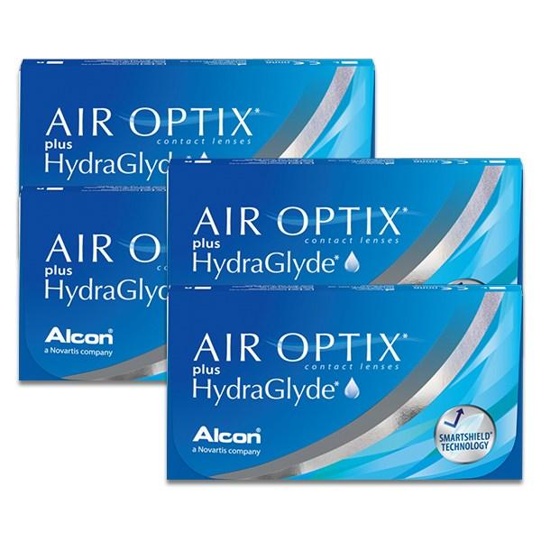 エアオプティクス プラス ハイドラグライド 4箱セット