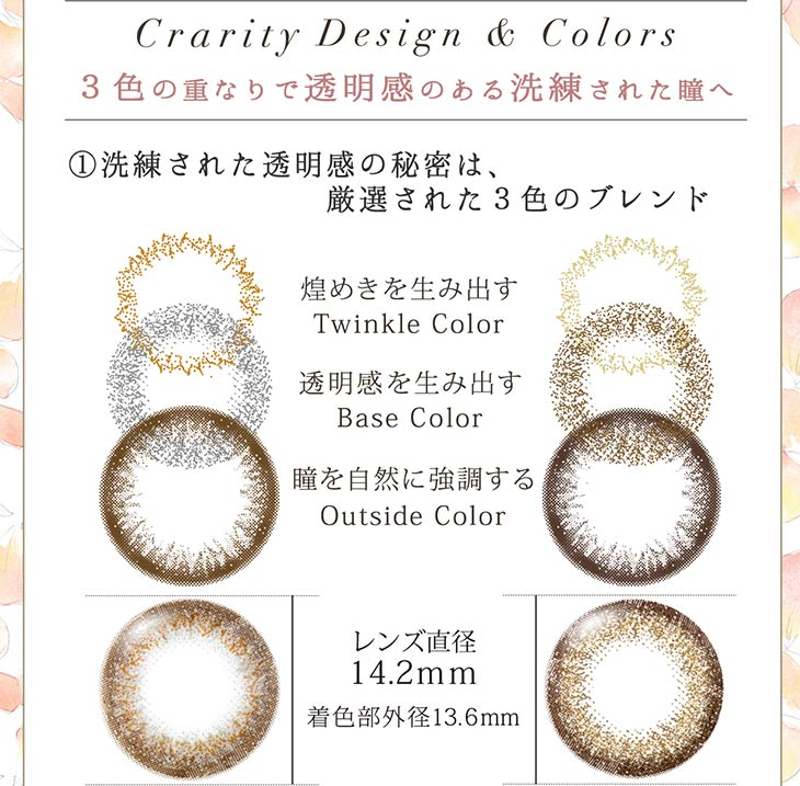 Crarity Design & Colors
